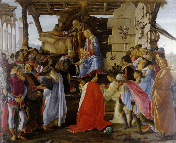 Sandro Botticelli — The Yorck Project: 10.000 Meisterwerke der Malerei. DVD-ROM, 2002. ISBN 3936122202. Distributed by DIRECTMEDIA Publishing GmbH.