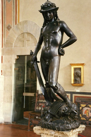 Patrick A. Rodgers — originally posted to Flickr as Florence - David by Donatello
